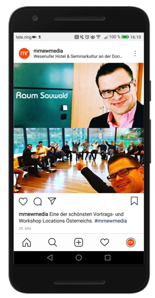 Instagram Michael Reiter