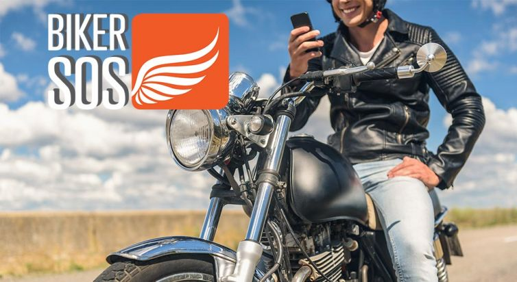BikerSOS Frühjahrskampagne 2019